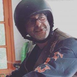 cherche homme motard)